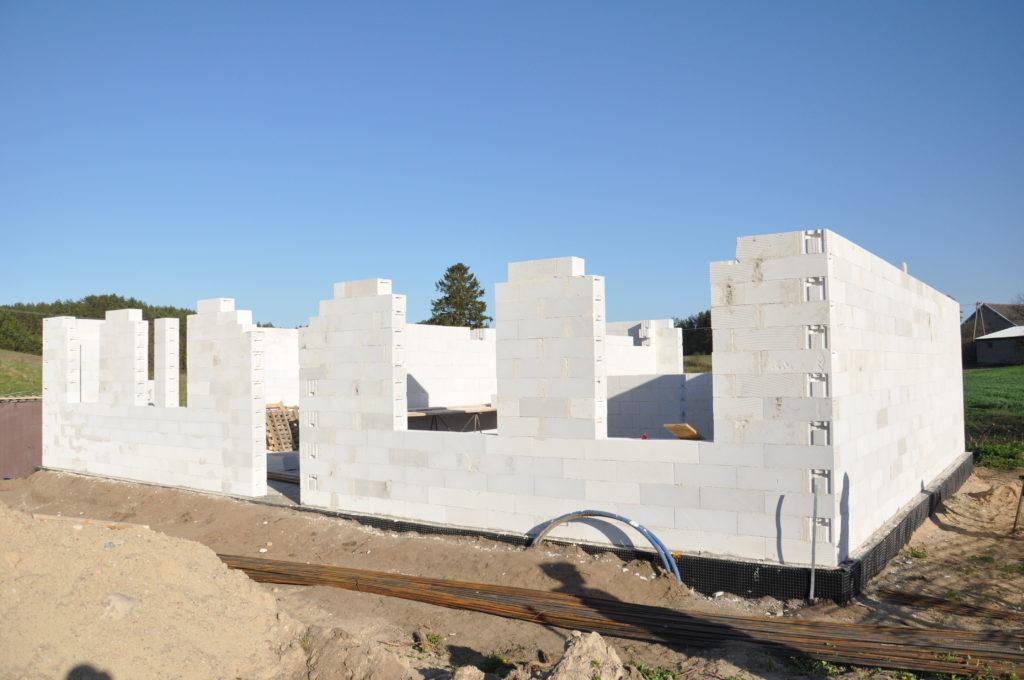 Budowa front