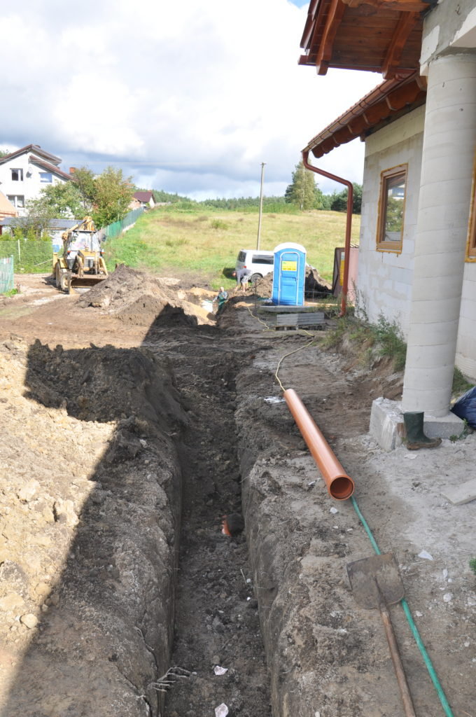 Rury kanalizacyjne