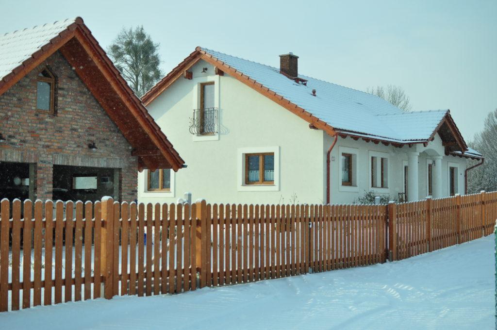Sielanka zimą