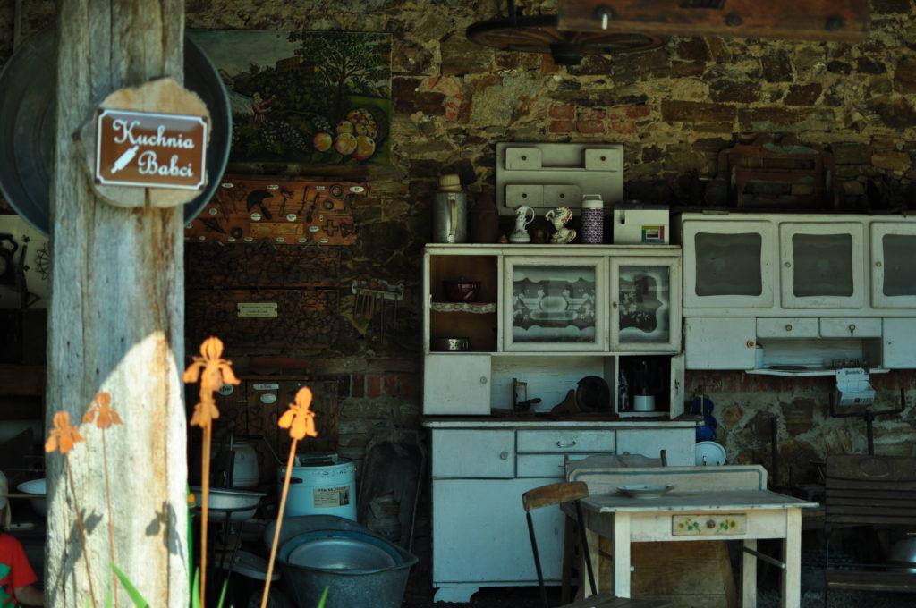 Wojsławice - kuchnia babci