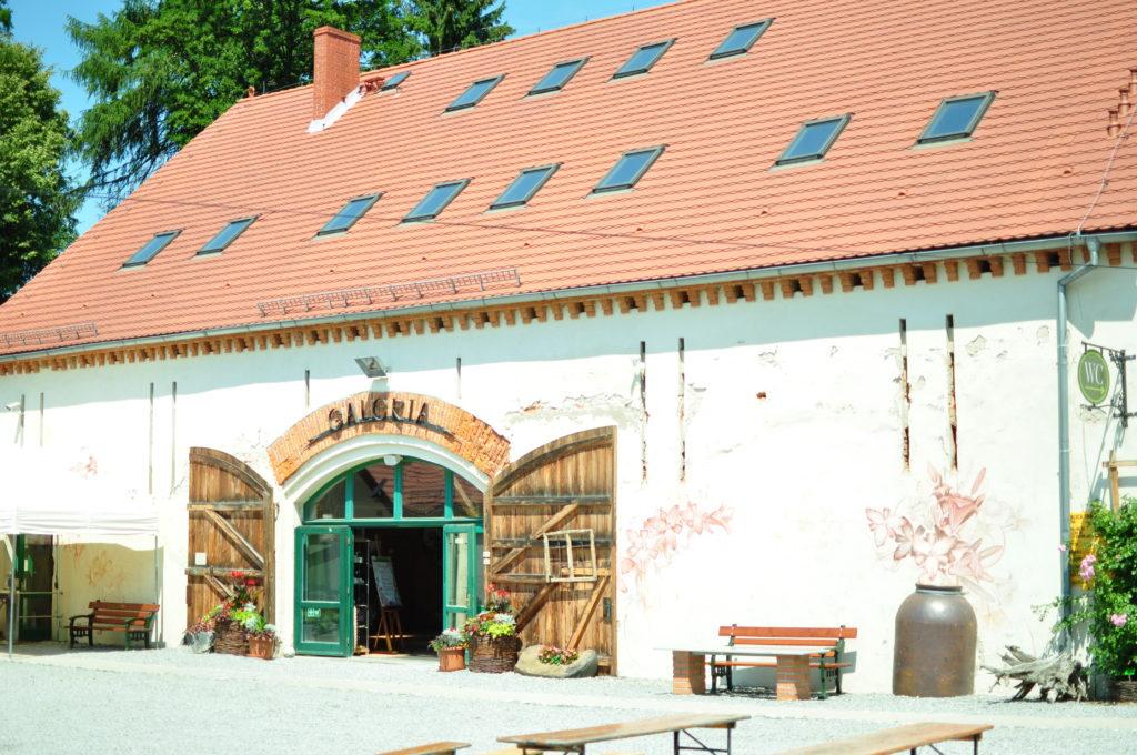 Galeria w Wojsławicach