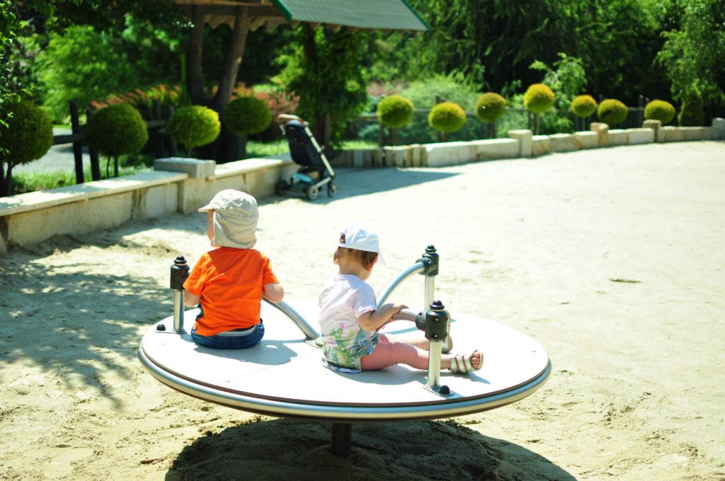 Wojsławice - plac zabaw